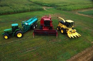 Know the Different Types of Agricultural Equipment
